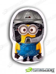 Minion copiloto