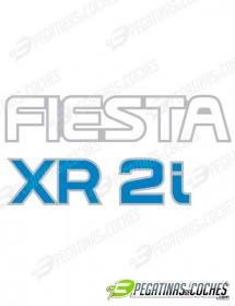 Fiesta MK3 Xr2i