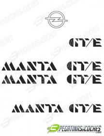 Manta GT/E