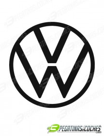 Escudo VW retro