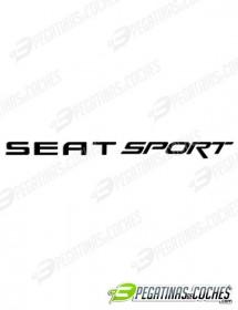 Seat Sport línea