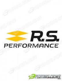 Logo R.S. Performance