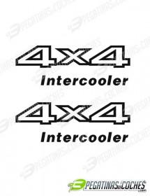 4x4 Nissan Terrano Intercooler