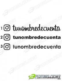 Cuenta Instagram