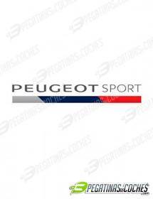 Peugeot Sport bandera