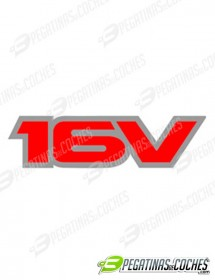 16V Paragolpes