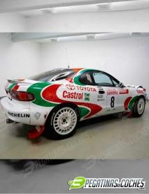 Toyota Celica Castrol D.Auriol