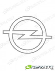 Emblema Maletero