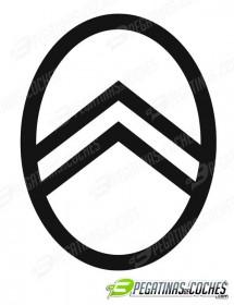 Logo Chevrones clásico