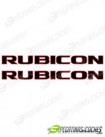 Wrangler Rubicon