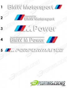 Visera corte BMW