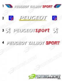 Visera corte Peugeot