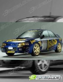 Subaru Impreza grupo A C. McRae