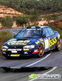 Subaru Impreza Gr.A C. Sainz