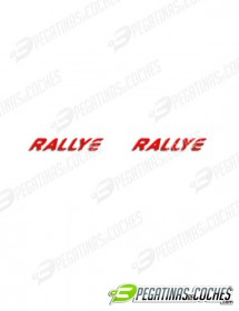 106 Rallye Fase II Rallye