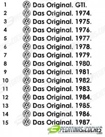 VW Das Original