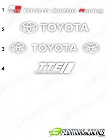 Parasol Visera corte Toyota