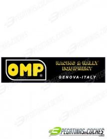 OMP Racing & Rally Equipment