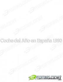 Coche del Año en España 1990