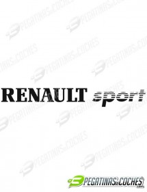 Renault Sport clásico