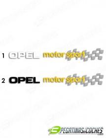 Opel Motorsport en línea