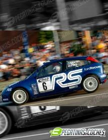 Focus RS WRC 2002