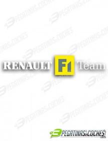 Megane R26 Renault F1 Team