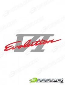 Portón VI Evolution