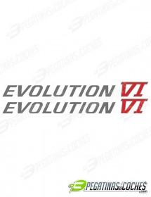 Evolution VI