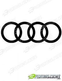 Aros Audi Negro