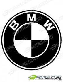 Logo BMW Redondo