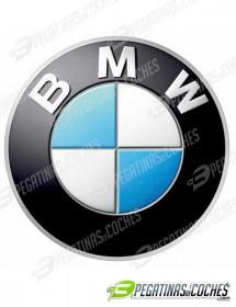 Logo BMW Redondo Color