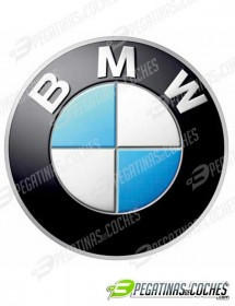 Logo BMW Redondo Color