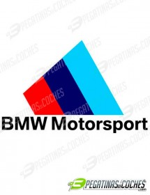 BMW Motorsport Izq.