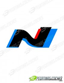 Logo Hyundai N Performance