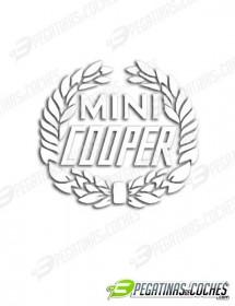 Escudo Mini Cooper