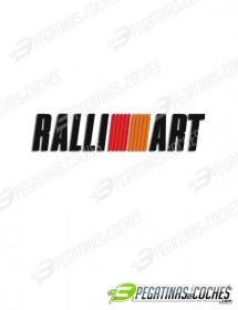 Logo Rallyart 2
