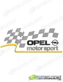 Logo Opel Motorsport 2
