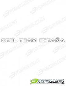 Opel Team España