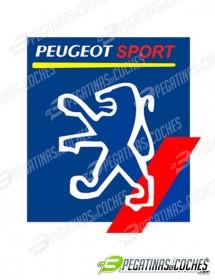escudo Peugeot Sport