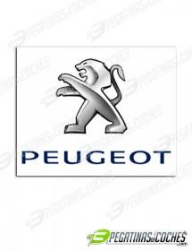Peugeot cuadrada