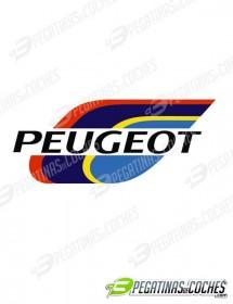 Peugeot Sport Logo 8