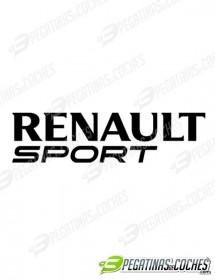 Logo Renault Sport 2