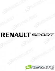 Logo Renault Sport En Línea