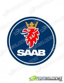 Emblema Capot 9-5