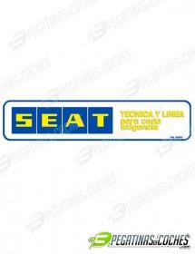 Seat Técnica Y Línea Para Cada Exigencia 1