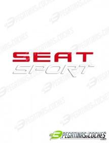 Seat Sport Color