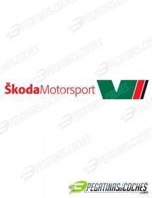 Logo Skoda Motorsport