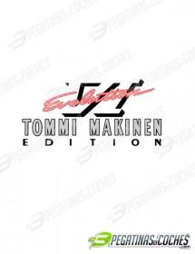 Portón Evolution Tommi Makinen