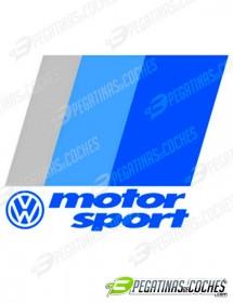 VW Motorsport Franjas
